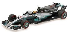 1 18 Minichamps Mercedes AMG F1 W08 EQ Power GP Mexico Hamilton 2017