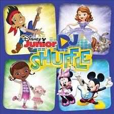 Disney Junior: DJ Shuffle CD NEW sofia the first DOC MCSTUFFINS
