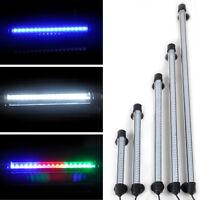 18/30/42/57/69 LED Submersible Aquarium LED Light Fish Tank Bar Strip Light Lamp