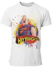 The Goonies Film Movie Funny Fratellis Superman Retro Sloth T Shirt 1