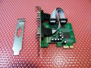 IOCREST PCI-Express Multi I/O Controller PCI Express Serial Card - SY-PEX15034