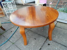 Less than 60cm Height Round Traditional Coffee Tables