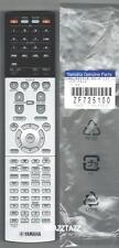 New Genuine Yamaha Receiver Remote Control RAV508 ZF72510 RX-A1030 RXA1030
