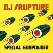DJ /RUPTURE Special Gunpowder (2004) 16-track CD album NEW/SEALED