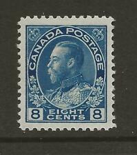 More details for 1922-31 canada kgv sg252 8c blue fine mnh u/m cat £23 *uk post free