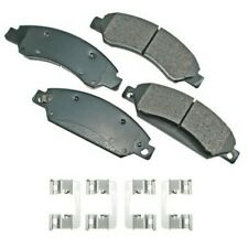 Akebono ProAct Ultra-Premium Ceramic Disc Brake Pads ACT1092