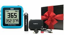 Bushnell Phantom (Blue) Gift Box Bundle   with PlayBetter Portable Charger, USB