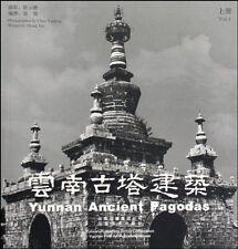 Yunnan Ancient Pagodas (Two volumes) - bilingual