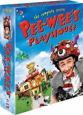 Pee-wee's Playhouse The Complete Series Region 1 Blu-ray