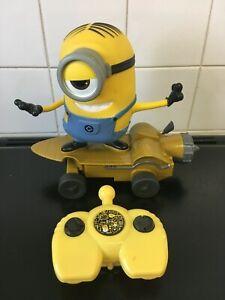 Despicable Me Minions Stuart Skate RC Toy