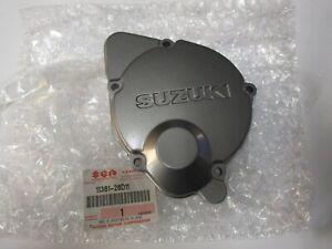 Suzuki GSXR750 85-91 genuine Ignition Cover 11381-26D11 Silver type.