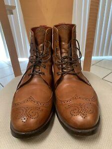 Allen Edmonds Dalton Boots 13E
