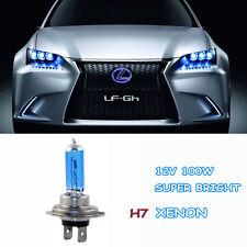 H7 12V 100W LED Car Headlight Conversion Globes Bulbs Beam 8500K SUPER BRIGHT