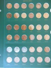 WOW *BU and Proof* 1935-2007 Lincoln Wheat & Lincoln Memorial Cents Collection