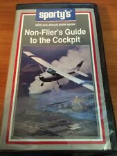 Sporty's Non-Flier's Guide to the Cockpit (VHS) ...shelf