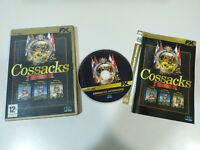 Cossacks Anthology Europäischen Das Art Of Back Zu Krieg - Set para PC Dvd-Rom