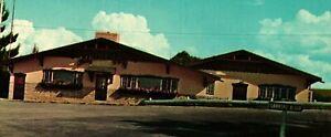 Vintage Postcard - Exterior View Alpine Inn La Crosse Wisconsin Un-Posted #7925