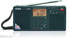 TECSUN PL398BT PLL DSP Bluetooth World Band Dual Speaker Radio