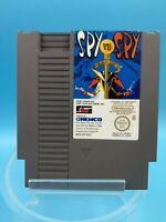 jeu video super nintendo nes loose BE EEC spy vs spy