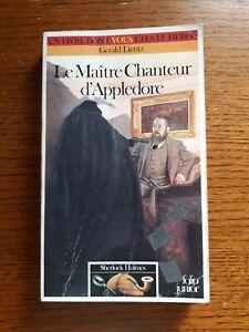 LDVELH - Sherlock Holmes N°3 - Le Maître Chanteur d'Appledore - Gerald Lientz