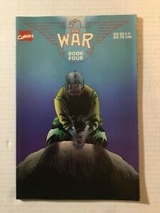 The War Book Four Marvel 1989