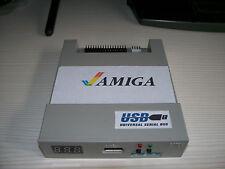 Amiga Gotek Fd disco Edición Deluxe Adf + 8 Gb Usb más reciente actualización de 3 dígitos Pantalla