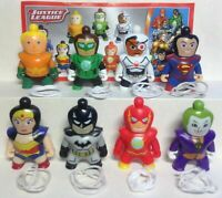 Justice League SE634-SE640, Serie SE657, Kinder Surprise + 1 BPZ