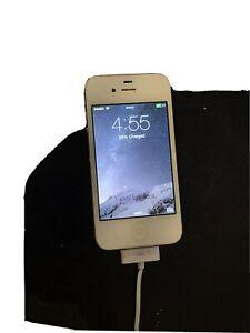 Apple iPhone 4s - 16GB - White (Verizon) - Used