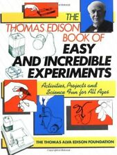Thomas Edison Experiments P (Wiley Science Editio... by Cook, James G. Paperback