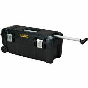 STANLEY  28'' FMST1-75761  TOOLBOX WITH WHEELS & PULL HANDLE