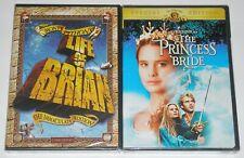 Comedy Dvd Lot - Monty Python's Life of Brian (New) The Princess Bride (New)