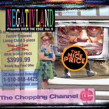 Negativland - Over The Edge Vol. 9: The Chopping Channel [New CD]