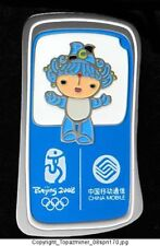 OLYMPIC PIN BEIJING 2008 CHINA MOBILE SPONSOR MASCOT BB