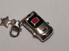 Tingle Charm Mobile Phone SCH26 Sterling Silver rrp £40