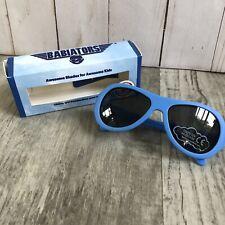Babiators Aviator UV Protection Baby Children's Sunglasses True Blue 0-2 USA