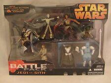 Star Wars Battle Pack -  Jedi vs Sith  NIB  (717DJ35)  85663
