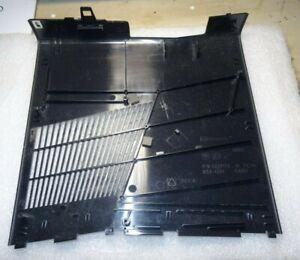 Microsoft Xbox 360 S 1439 Matte Top Housing Black Cover Case X820118-Just OK
