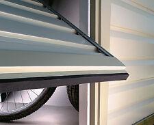 Garage door dirt strip, self adhesive, draught excluder, leaf stopper, tape