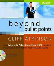 Beyond Bullet Points:: Using Microsoft� Office PowerPoint� 2007 to-ExLibrary