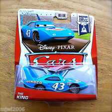 Disney PIXAR Cars THE KING / PISTON CUP THEME diecast 8/18 Superbird Petty 2013