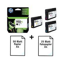 Original HP 950XL/951XL Set Tintenpatronen Bundle CN045/6/7/8/AE Pro 8600 Plus