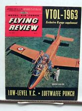 Dec 1962 ROYAL AIR FORCE FLYING REVIEW Magazine