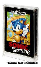 Sega Genesis - Boxed Video Game Display Case