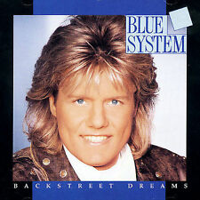BLUE SYSTEM-BACKSTREET DREAMS CD