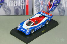 NISSAN R91CP #23 Kyosho 1/64 Japanese NISSAN RACING Car Collection Minicar