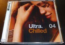 """ULTRA CHILLED 04"" 24-Tracks (2-CD 2003) 4 Goldfrapp/Lamb/Gotan/Postal Service"
