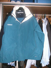 BLUE BLACK NAUTICAL GENTINI XL NEW WATERPROOF JACKET