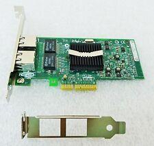 EXPI9402PTBLK Intel PRO/1000 Pt dual port pcie Network Card, EXPI9402PT