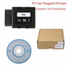 Peugeot & Citroen Diagnostic and Programming Tool PSA-COM PSACOM With Bluetooth