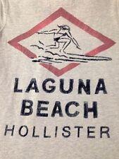 VINTAGE LAGUNA BEACH HOLLISTER T SHIRT SMALL